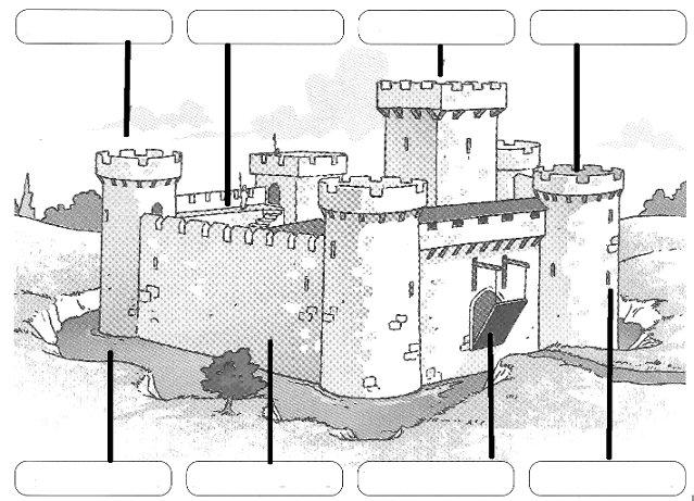 Préférence Chateau fort cp - chateaux de prestige VV64